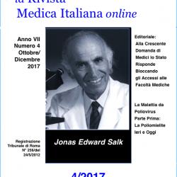 La Rivista Medica Italiana – N° 4/2017 ED. Malattia da Poliovirus