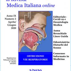 "On line ""La Rivista Medica Italiana"" n. 2/2020"