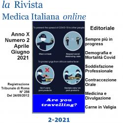 "Online ""La Rivista Medica Italiana"" n. 2/2021"