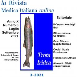 "Online ""La Rivista Medica Italiana"" n. 3/2021"