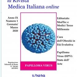"On line ""La Rivista Medica Italiana"" n. 1/2020"