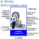 "On-line ""La Rivista Medica Italiana"" n. 4/2020"